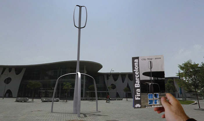 Using Shu small wind turbine as a meeting point