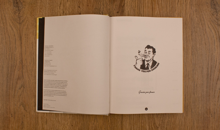 Layout design for edition